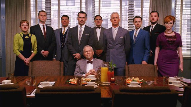 Mad Men - Sterling & Cooper