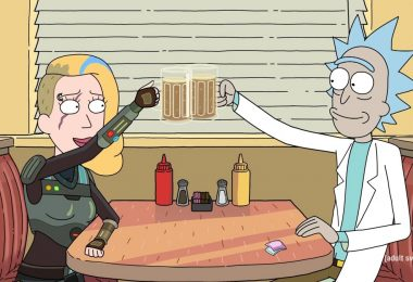 rick e morty 5 stagione