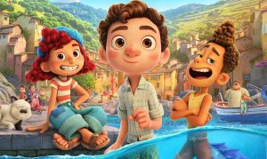 Luca (2021) - Disney Pixar